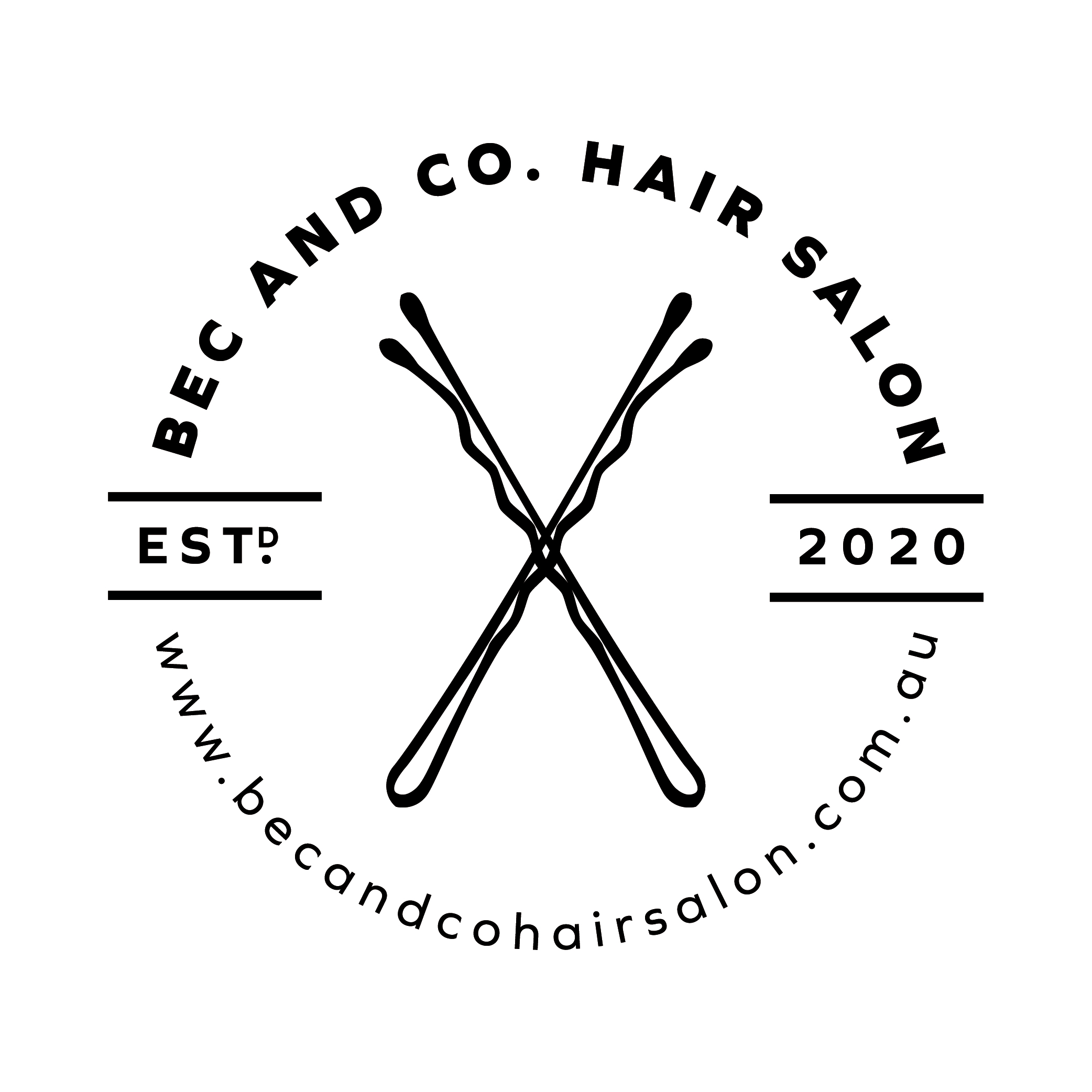 Bec & Co. Hair Salon – Appointment Only – Text 0408 614 447
